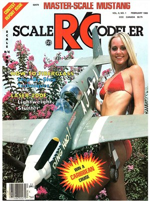 Scale RC Modeler February 1983