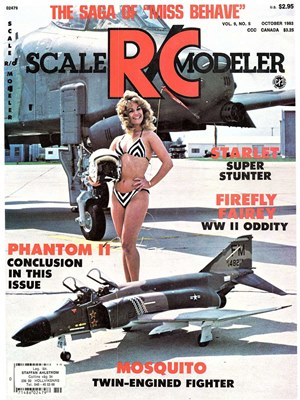 Scale RC Modeler October 1983