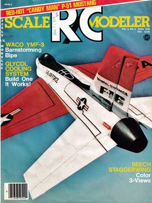 Scale R/C Modeler April 1978