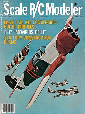 Scale R/C Modeler June 1976