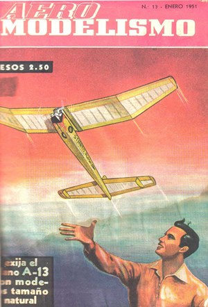 AeroModelismo January 1951