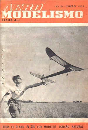 AeroModelismo January 1952