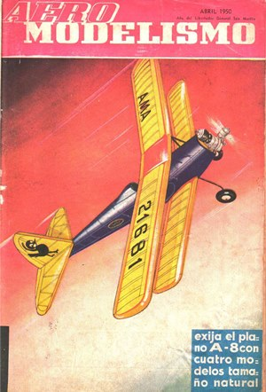 AeroModelismo April 1950