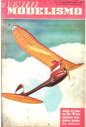 AeroModelismo May - September 1950