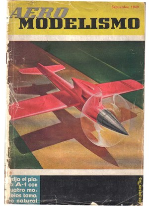 AeroModelismo September 1949