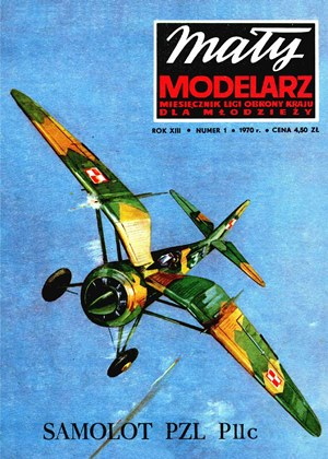 Maly Modelarz January 1970