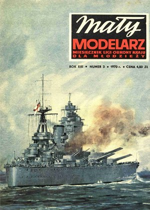 Maly Modelarz March 1970