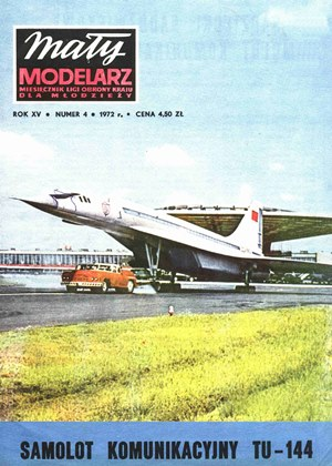 Maly Modelarz April 1972