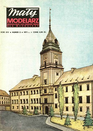 Maly Modelarz May 1971