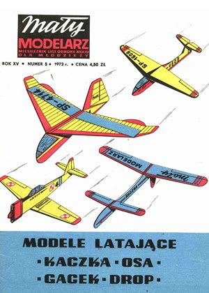Maly Modelarz May 1972