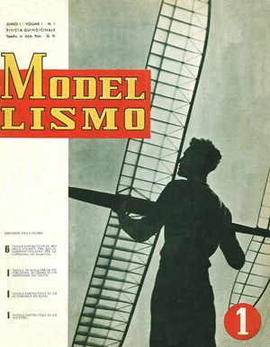 Modellismo July - August - September 1945