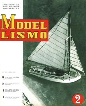 Modellismo October - November - December 1945