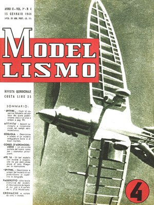 Modellismo April - May - June 1946