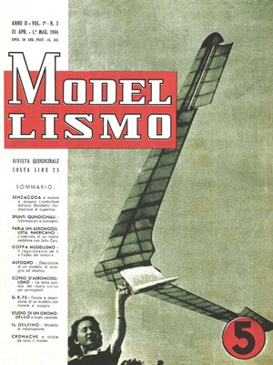 Modellismo July - August - September 1946