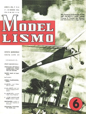 Modellismo October - November - December 1946