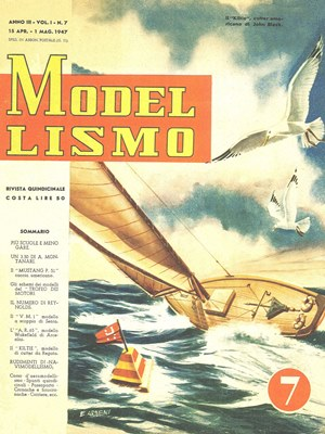Modellismo April 1947