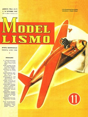 Modellismo October 1947