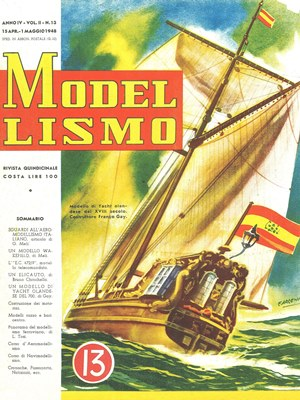 Modellismo April 1948