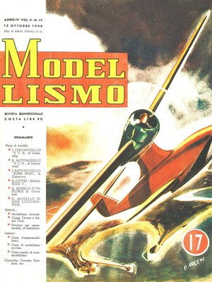 Modellismo October 1948
