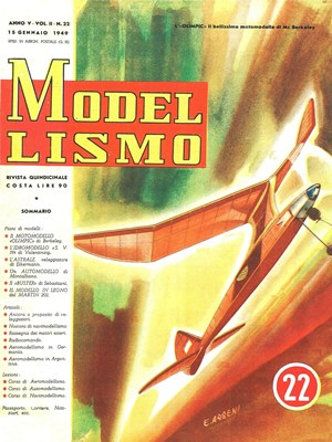 Modellismo January P2 1949