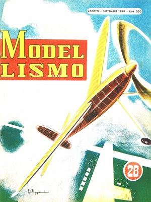 Modellismo August - September 1949