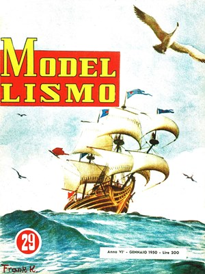 Modellismo January 1950