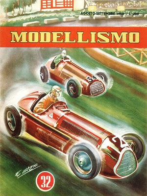 Modellismo August - September 1950