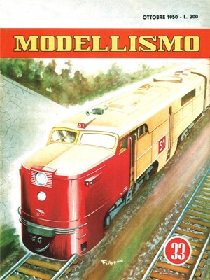 Modellismo October 1950