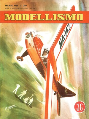 Modellismo March 1951