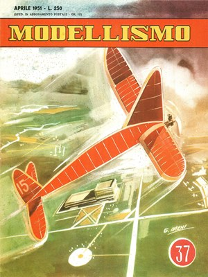 Modellismo April 1951