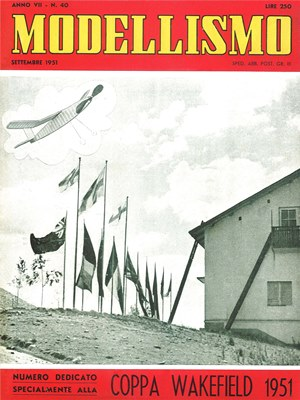 Modellismo September 1951