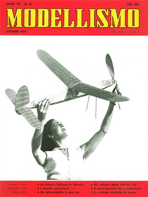 Modellismo October 1951