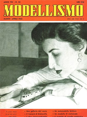 Modellismo March-April 1952