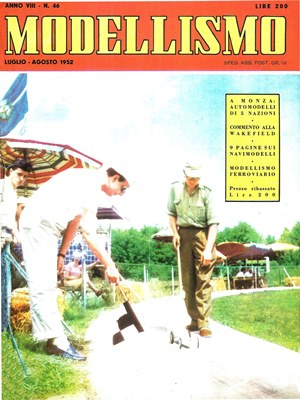 Modellismo July-August 1952