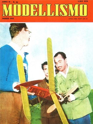 Modellismo March 1953