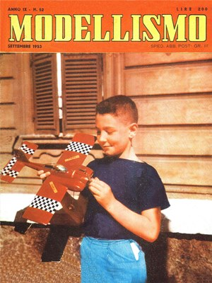 Modellismo September 1953