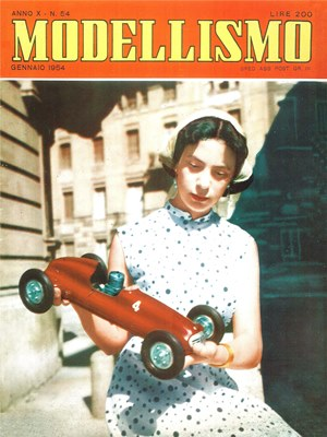 Modellismo January 1954