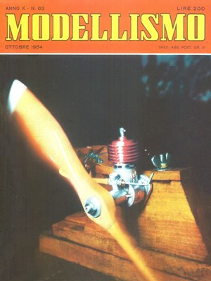 Modellismo October 1954
