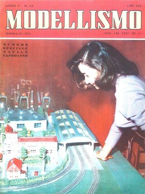 Modellismo January 1955