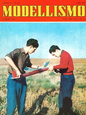 Modellismo March 1955