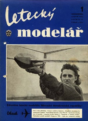 Letecky Modelar January 1953
