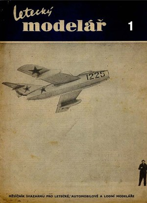 Letecky Modelar January 1961
