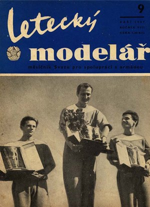 Letecky Modelar  September 1957