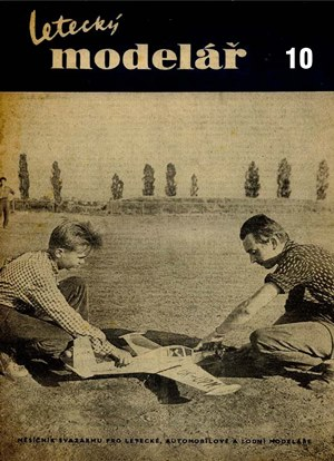 Letecky Modelar  October 1962