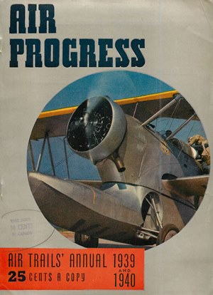 Air Trails Annual 1939-40