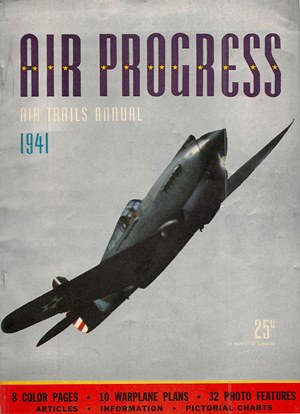 Air Trails Annual 1941