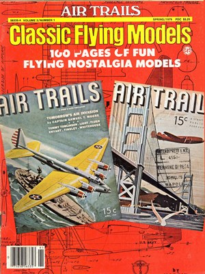Classic Flying Models Spring 1979