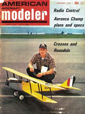 American Aircraft Modeler January 1968