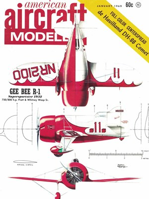 American Aircraft Modeler January 1969