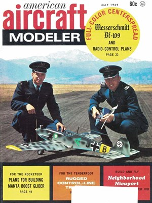 American Aircraft Modeler May 1969